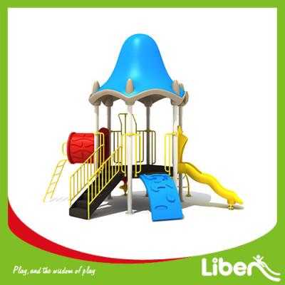 Outdoor kids funny plastic playground