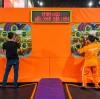 Liben trampoline park new game--Interactive Tap fun