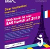 Welcome to visit us at EAS 2019 in Paris