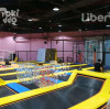 Liben Trampoline Park Project in Yiwu