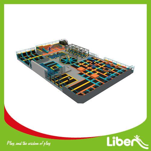 Indoor Trampoline Park Equipment   Supplier