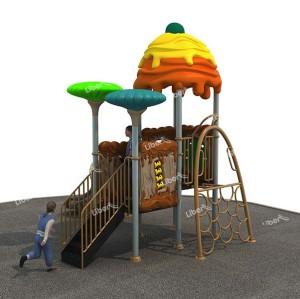 Outdoor Amusement Facilities Free Design Slide supplier