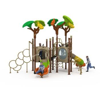 Liben Group Combined Slide in Children Playground