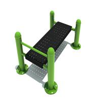 Safe Outdoor Fitness Equipment