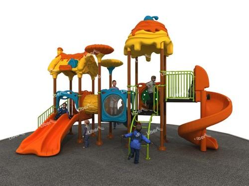 Outdoor Amusement Facilities  Combined Slide Professional Supplier