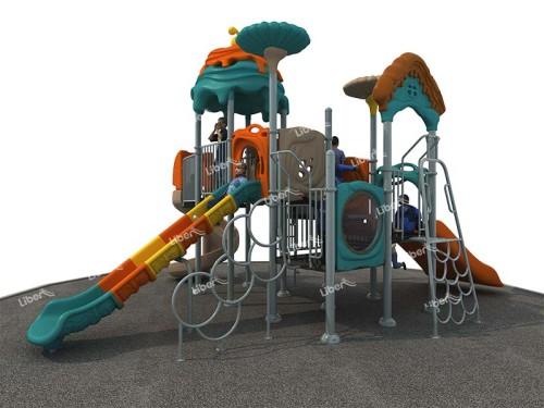 Outdoor Slide Amusement Park Facilities  Free Design