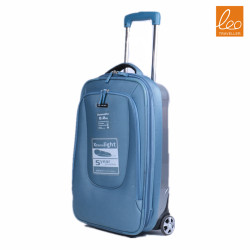 Single Wheel Soft Luggage With Carry Handle