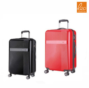 Hardside Spinner Luggage with side carry handle