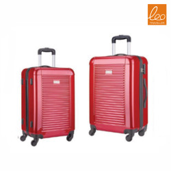 Hardside Luggage with 4 wheels