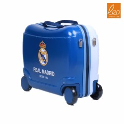Childrens Luggage Real Madrid