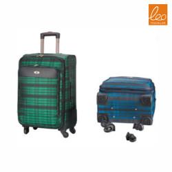 3-piece Expandable Softsided Luggage Set
