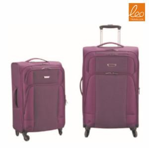 Expandable Softside Luggage Set