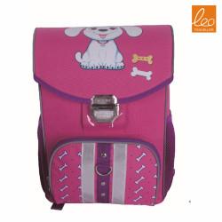 Lovely Dog Spinner Luggage