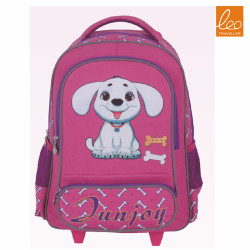 Carry on Lovely Dog Spinner Luggage