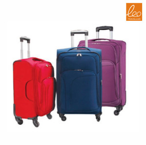 Softside Expandable Luggage With Spinner Wheels