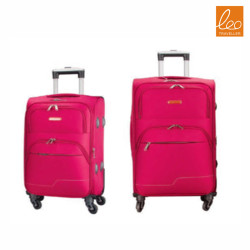 Softside Suitcase With Spinner Wheels