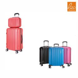Spinner Expand Hardside Luggage with Handbag
