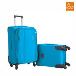 Softside Suitcase Spinner Luggage