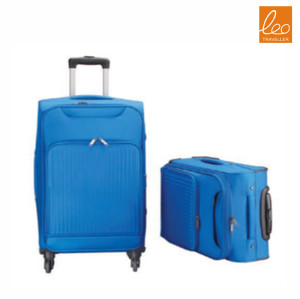 Expandable  Carry-On Spinner Luggage