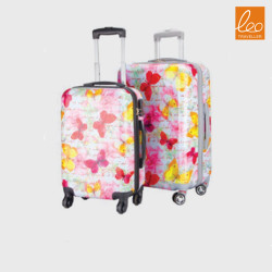 Hardside Luggage with large capacity