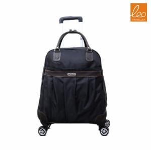 Lightweight Waterproof Softshell Rolling Duffel Bag