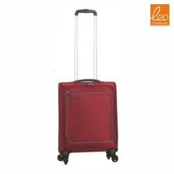 Upright Expandable Softside Suitcase