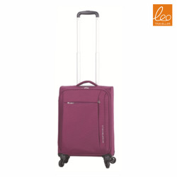 Lightweight Luggage Softside Carry On Suitcase