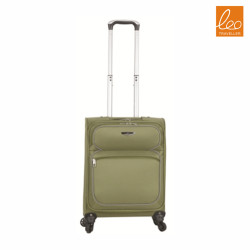 Lightweight Softside Carry On Luggage,Green