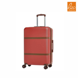 Extended suitcase Spinner Luggage