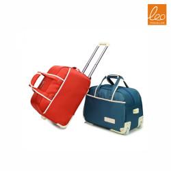 Durable Duffel Trolley Bag With Wheels