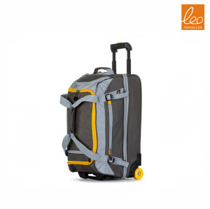 waterproof durable travel rolling trolley bag with wheels