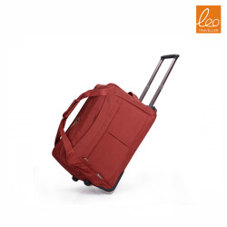 PVC Waterproof Trolley Duffle Bag With Wheels