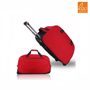 Fashion Travel Bag with Wheels Duffle Bags Hand Luggages