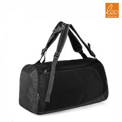Sports Gym Tote Bag Travel Duffle Backpack
