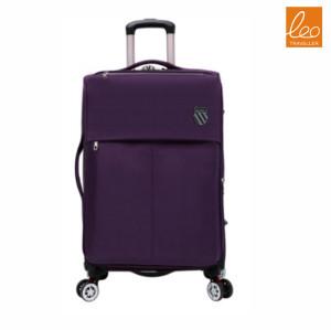 Nylon universal pulley rod box  Leisure suitcase