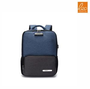 Men's Simple Backpack Business Computer Bag