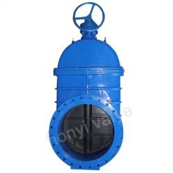 F4 Large size gate valve