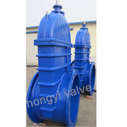 bare shaft  gate valve