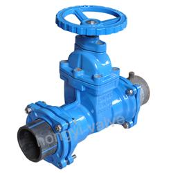 New type Socket gate valves