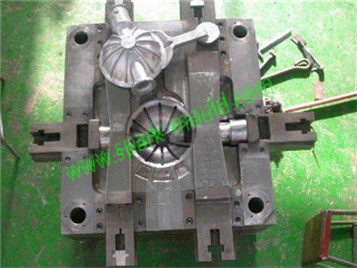 industrial cylinder die casting mold