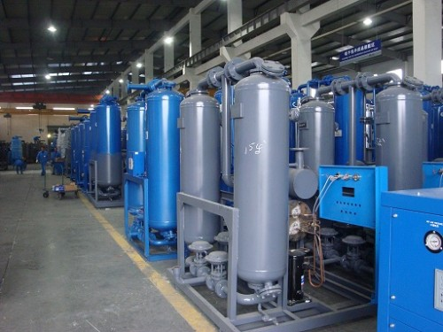 Air cooled desiccant combining air dryer supplier