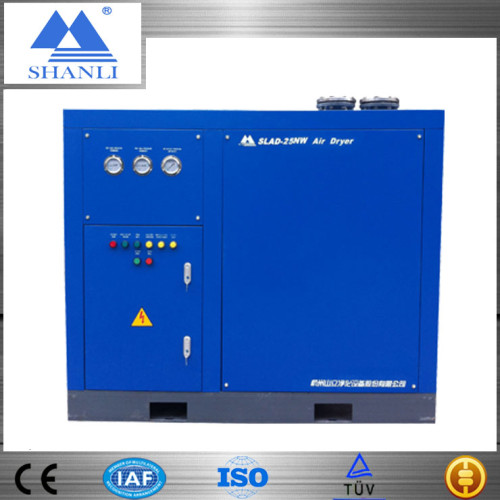 SLAD-50NW air dryer with refrigerant pressure control water coolling type air dryer