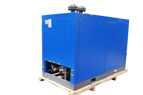 compressed refrigerated explosion proof water-cooled air dryer
