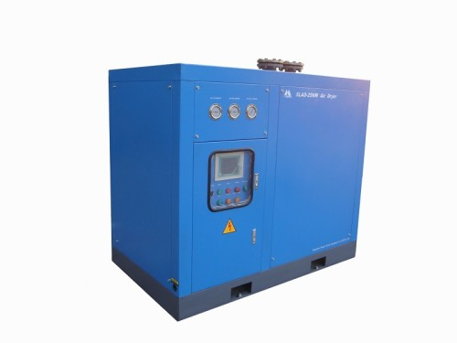 SLAD-550NW Air dryer with microprocessor-based controllers (Atmosphere environment)