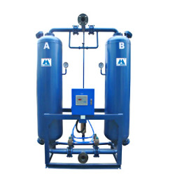 Shanli Hot Sale Heatless Desiccant Air Dryer