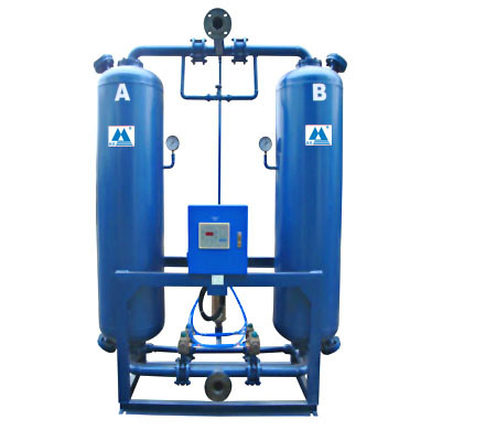 Shanli Hot Sale Heatless Desiccant Air Dryer Supplier