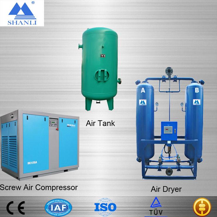 Heat-less Regenerative compressed Air
