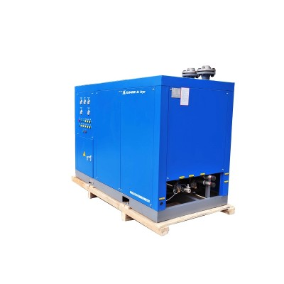 SLAD-80HTW Shanli refrigerated water-cooled type air dryer (with the high temp.)