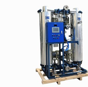 Long lifetime compressor  heat desiccant adsorpted air dryer SLAD-25MXF