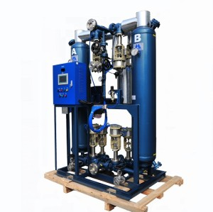 SLAD-150MXF Heat Purge Desiccant Compressed Air Dryer